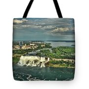 American Niagara Falls  Tote Bag
