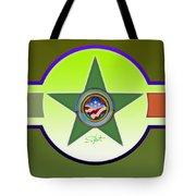 American Olive Tote Bag