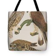 American Owl Tote Bag