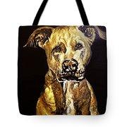 American Pitbull Tote Bag