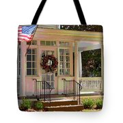 American Porch Tote Bag