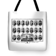 American Presidents First Hundred Years Tote Bag