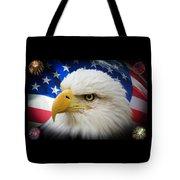 American Pride Tote Bag by Shane Bechler