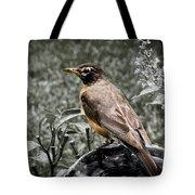 American Red Robin Tote Bag