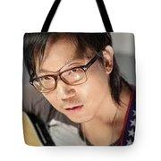 American Songwriter Tote Bag
