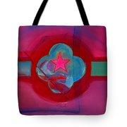 American Spiritual Decal Tote Bag