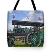 American Steam Roller Tote Bag