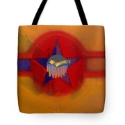 American Sub Decal Tote Bag