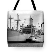 American Victory Coming Home Tote Bag