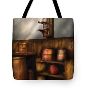 Americana -  In The Corner Of The General Store  Tote Bag