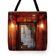 Americana - Movies - Ticket Counter Tote Bag