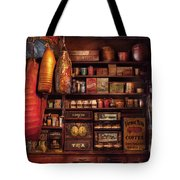 Americana - Store - The Local Grocers  Tote Bag