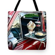 Americana - The Car Hop Tote Bag by Paul Ward