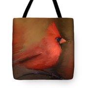 America's Favorite Red Bird Tote Bag