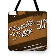 America's Favorite Taffy Tote Bag