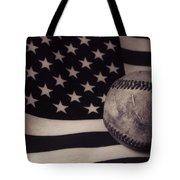America's Game Tote Bag