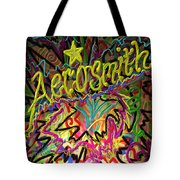 America's Rock Band Tote Bag