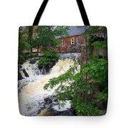 Amesbury Mill Yard Tote Bag