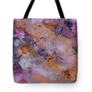 Amethyst And Copper Tote Bag