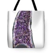 Amethyst Geode. Tote Bag