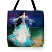 Ameynra. Night Dance Before Wedding Tote Bag