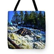 Amincon River Rootbeer Falls Tote Bag