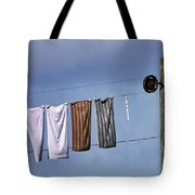 Amish Clothesline Tote Bag