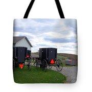 Amish Country Carts Autumn Tote Bag