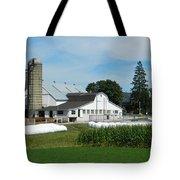 Amish Farm - Lancaster 02 Tote Bag