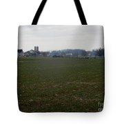 Amish Homestead 166 Tote Bag