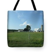 Amish Homestead 38 Tote Bag