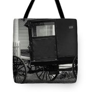 Amish Wagon _pa Tote Bag