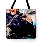 Amitabh Bachchan - Living Legend Tote Bag