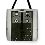 Ammonia Maser, First Atomic Clock Tote Bag