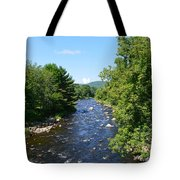 Ammonoosuc River Tote Bag