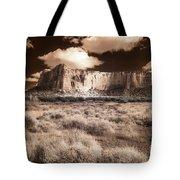 Among Sacred Mesas Tote Bag