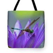 Among The Lilies Tote Bag