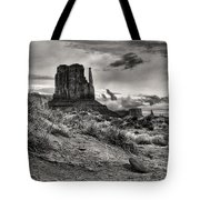 Among The Mittens Tote Bag