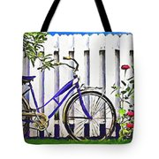 Among The Roses Tote Bag
