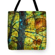 Amongst The Branches Tote Bag