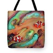 Amor Coralineo II Tote Bag