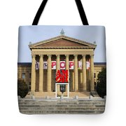 Amore - The Philadelphia Museum Of Art Tote Bag