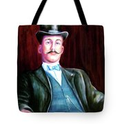 Amos Mckay Tote Bag