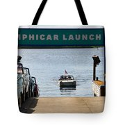 Amphicar Launch Tote Bag