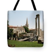 Amphitheater Ruins - Arles - France Tote Bag