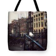Amseagull Tote Bag