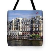Amstel Amsterdam Hotel Tote Bag