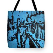 Amsterdam At Night Tote Bag