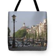 Amsterdam Bridge Tote Bag