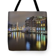 Amsterdam Colors Tote Bag